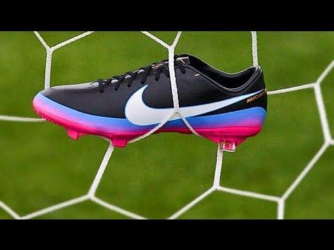 Desalentar propietario Debe  Cristiano Ronaldo Boots: Nike Mercurial Vapor VIII CR FG Unboxing ...
