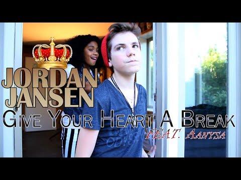 Give Your Heart A Break  Demi Lovato  Jordan Jansen ft Aanysa
