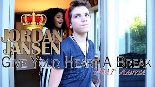 Give Your Heart A Break - Demi Lovato - Jordan Jansen ft. Aanysa