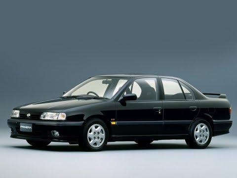 Замена корзины и диска сцепления Nissan Primera P10