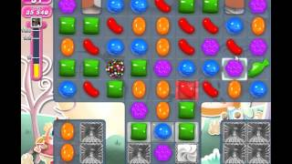Candy Crush Level 346 - 2 Stars - No Boosters