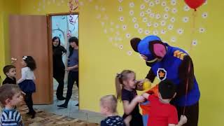 Шоу на детский праздник в Ростове-на-Дону
