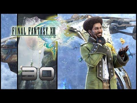 Guia Final Fantasy XIII (PS3) Parte 30 - Sala de maquinas del Palamecia