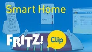 AVM FRITZ! Clip: Smart Home met intelligente contactdozen en FRITZ!Box -- schakelen en meten