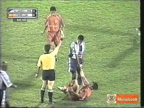Cobreloa Copa Libertadores 2003 contra Alianza Lima