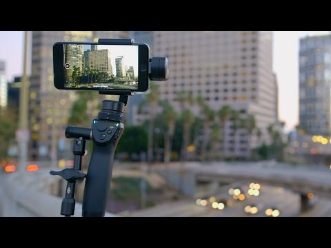 DJI Tutorials - Osmo Mobile - Shooting Timelapses