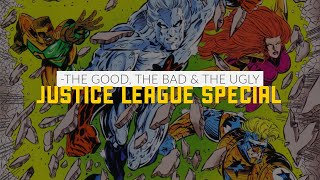 Justice League Special: Different Versions of the #JusticeLeague #ComicBooks