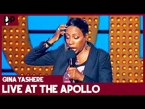 Gina Yashere | Live At The Apollo | Season 5 | Dead Parrot