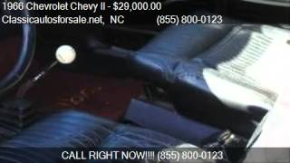 1966 Chevrolet Chevy II Nova - for sale in , NC 27603 #VNclassics