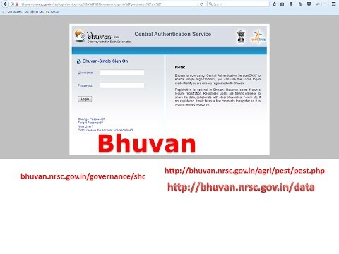 Bhuvan portal soil sample registration tutorial by Tiruvannamalai STL AO (M.Gayathri)
