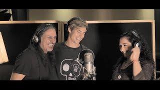 Camela - Olé ft. Carlos Baute (Lyric Video)