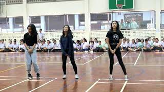 การแข่งขัน SAMSEN HEALTH COVER DANCE