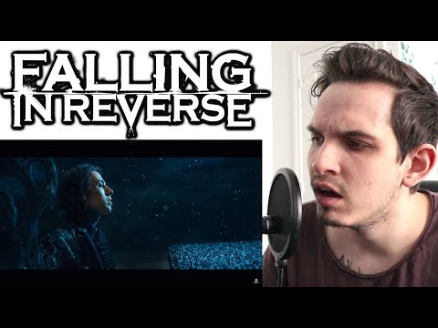 Metal Musician Reacts to Falling In Reverse | The Drug In Me Is Reimagined |