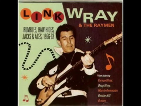 Image result for link wray rumble