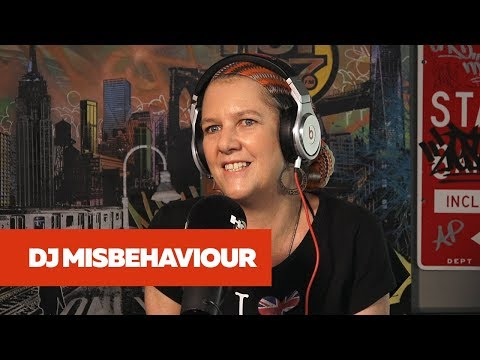DJ Misbehaviour On Going Viral, Ageism & Difference Between UK & US Hip Hop