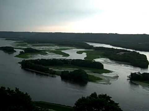 Upper Mississippi River Wildlife & Fish Refuge, Lansing, IA