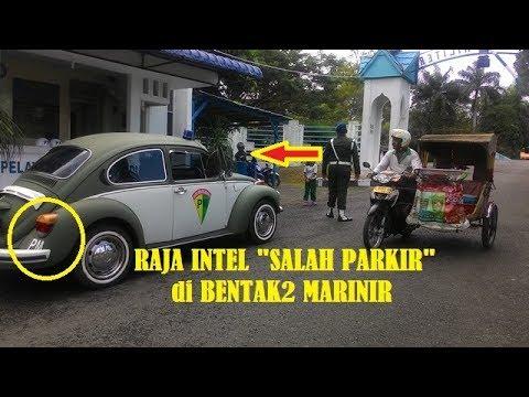 Kisah si RAJA INTEL SALAH PARKIR di Bentak MARINIR Indonesia Kemudia jadi JENDERAL BESAR