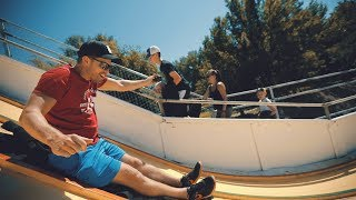 Who knew we could bobsled? | VLOG 005