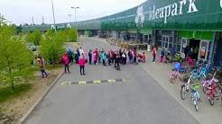 Ideapark Oulu - SkidiPark avajaiset 11.6.2016