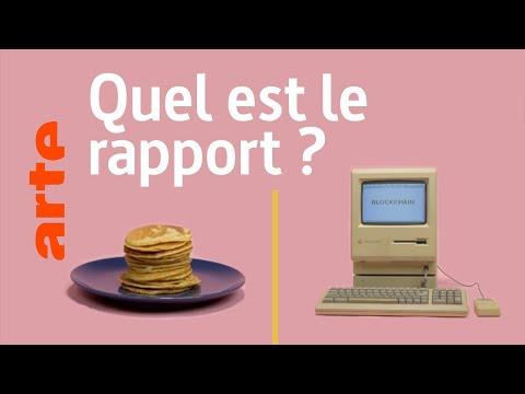 Des pancakes et la blockchain, c'est quoi le rapport ? | Reconnexion | ARTE
