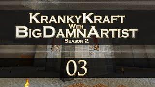 KrankyKraft SMP S2 - EP03 - Copius Nether Poppies