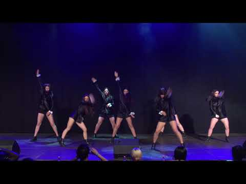 K.O.T Cafe | UniCon 2018 | Dreamcatcher - Goodnight (dance performance)