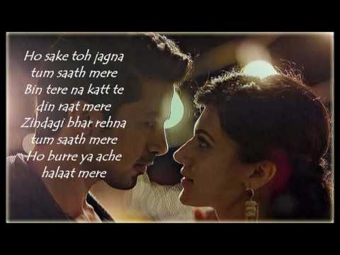 Tum ho toh lagta hai Lyrics Amaal Mallik ft. Shaan latest soulful song