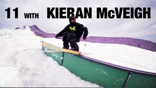 11 with Kieran McVeigh