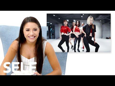 Mackenzie Ziegler Reviews the Internet's Biggest Viral Dance Videos | SELF