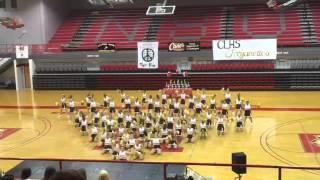 Carmelettes AAS Camp Pom 2015-2016