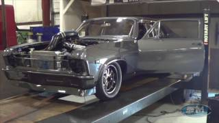 1,400+rwhp ProCharged BBC - 69 Nova Street Car!!