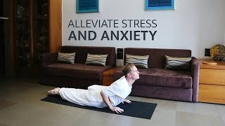 Alleviate Stress and Anxiety
