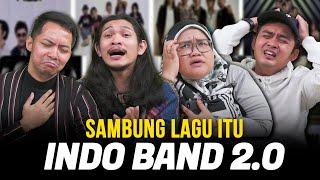 Sambung Lagu Itu! Lagu Legend Indo Band 2.0 | SEISMIK Challenge