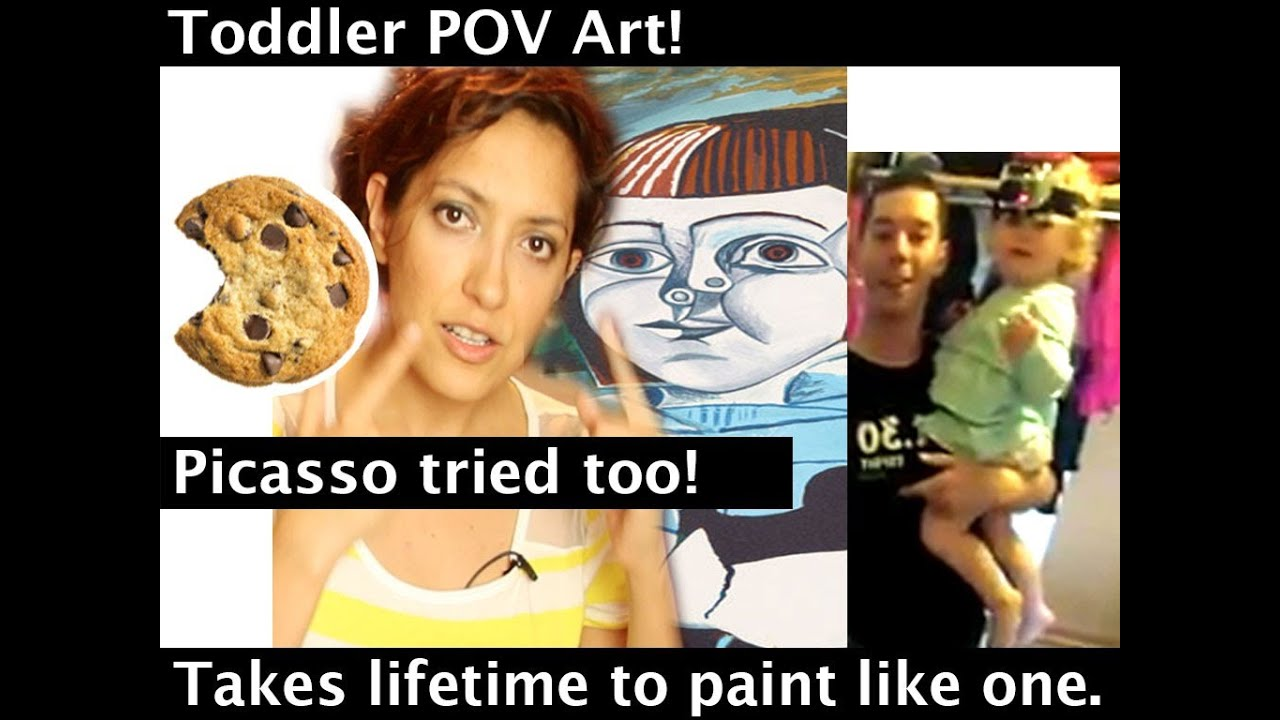Pablo Picasso Quotes Lifetime To Paint Like A Child I Paint