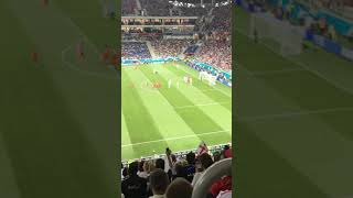 Harry Kane 1st English goal in the Fifa World Cup 2018 against Tunisia