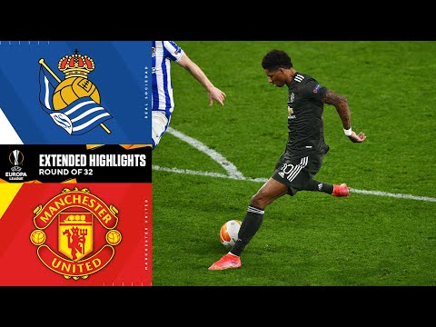 Real Sociedad vs. Manchester United: Extended Highlights | UCL on CBS Sports