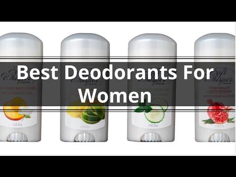 best-deodorants-for-women-2015---must-watch-before-buying