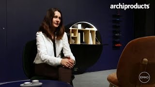 Imm Cologne 2019 | EMKO - Erika Markovska-Mikulskienė Talks about Naive Armchair and Pill