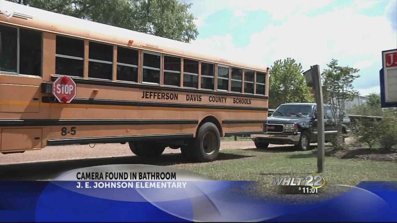 Teacher At Jeff Davis County School Arrested After Camera