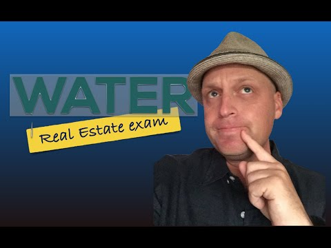 Water Rights - Real Estate Exam concepts made simple