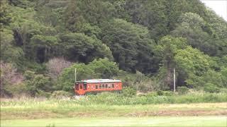 天竜浜名湖鉄道Re+(リ・プラス)湘南色(Part 4) Tenryu-Hamanako Railroad with Shōnan Color May/2018