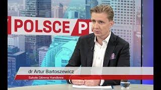 Artur Bartoszewicz: Takiej sytuacji na rynku pracy nie mieliśmy od 26 lat