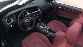 2011 Audi S5 Cabriolet Test Drive