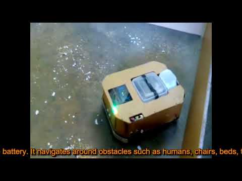 SAFI Autonomous Cleaning Device for the Sick and Elderly in Africa and the Rest of the World