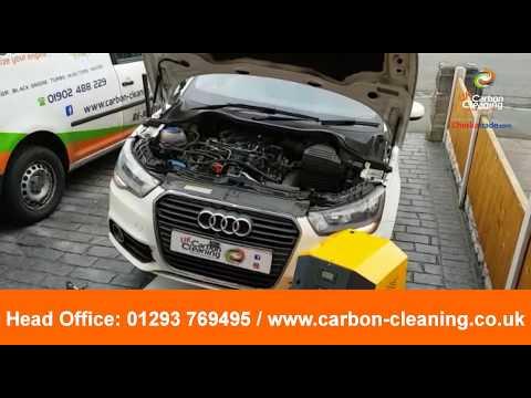Audi A1 1 6tdi DPF cleaning