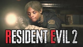 I'VE NEVER PLAYED RESIDENT EVIL BEFORE | Resident Evil 2 Remake: 1-Shot Demo