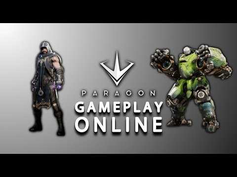 The Return!!! Cosmic Rifts and Right Hooks I Paragon Gameplay Online