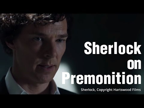 Sherlock on Premonition