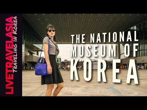 The National Museum of Korea Walkthrough in 4K - Worth Visiting? Complete Guide