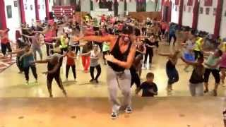 fireball pitbull ft jonh ryan ricardo rodrigues coreography zumba fitness